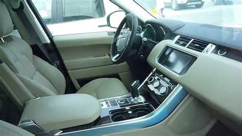 2015 land rover sport interior 2015 range rover sport almond interior