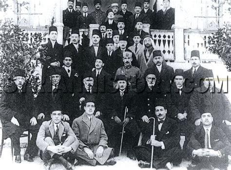 Ottoman Governor Syrian History Nazem Pahsa The Ottoman