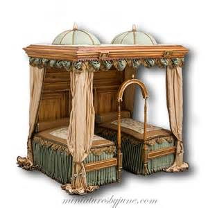 miniature dollhouse furniture by june clinkscales home