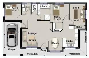 3 bedroom house plans australian homestead houses 3 home front homes multi family 3 bedroom duplex