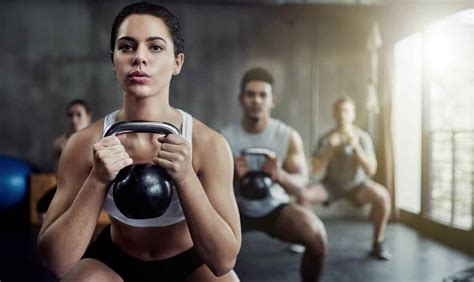 Fit Classes - resistance exercise might help reduce symtpoms of