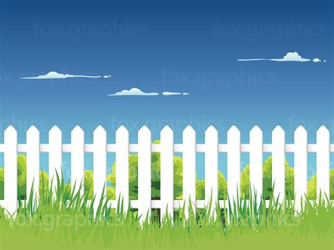 fence background seamless fence background fox graphics