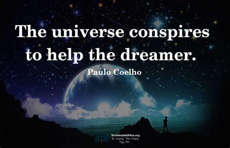Universe Conspires alchemist quotes universe conspires www imgkid the