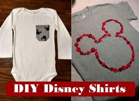 Diy Disney Shirt Template Diy Disney Shirts From Touringplans Com