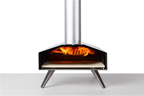 Cool Food Gadgets by Uuni 2s Wood Fired Oven The Awesomer