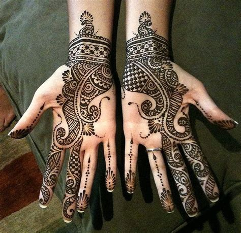 tattoo maker in vaishali 20 cute arabic mehndi design that compliments indian as