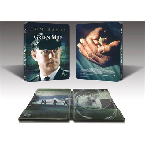 Exclusive Limited Editions At 20ltd by The Green Mile Zavvi Exclusive Limited Edition Steelbook