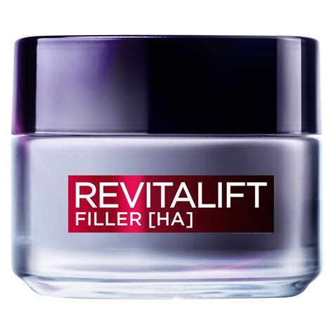 L Oreal Revitalift Filler buy revitalift filler ha day 50 ml by l oreal