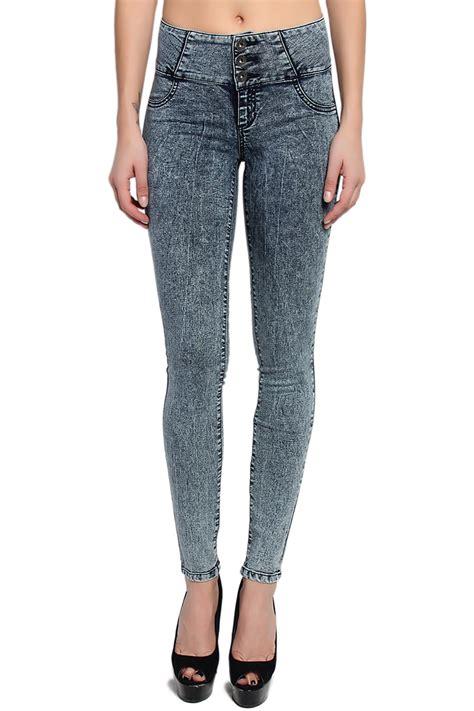 light wash high waisted skinny jeans acid wash high waisted skinny jeans bbg clothing