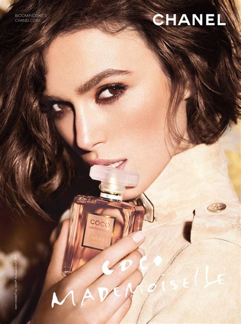 chanel commercial actress keira knightley chanel coco mademoiselle ad caign