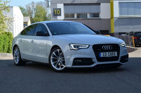 Audi A 5 Sportback by 2015 Audi A5 Sportback 2 0 Tdi Quattro S Line Competition