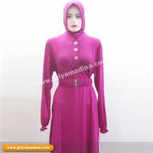 Kaos Muslimah Jumbo Baju Muslim Atasan Kaos Jilbab Madina Griya Busana
