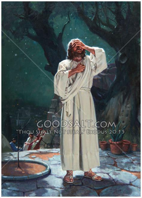 christ  gethsemane