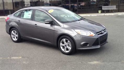 Ford Focus Se 2013 by 2013 Ford Focus Se Sterling Gray