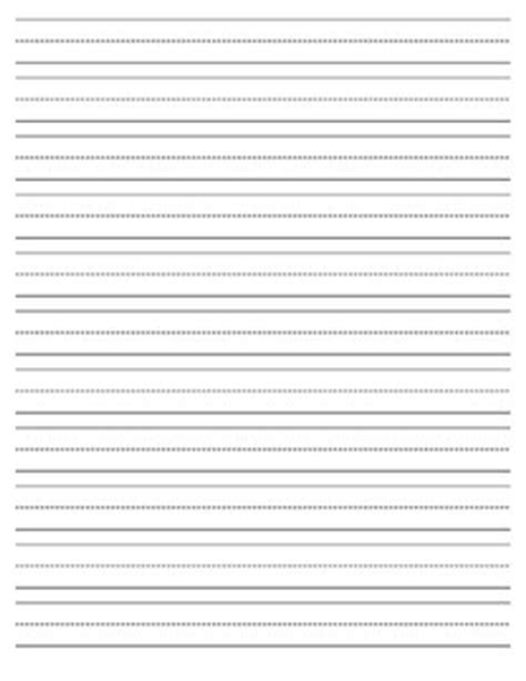 lined writing paper for 2nd grade 8 best images of for 3rd grade printable lined paper 3rd