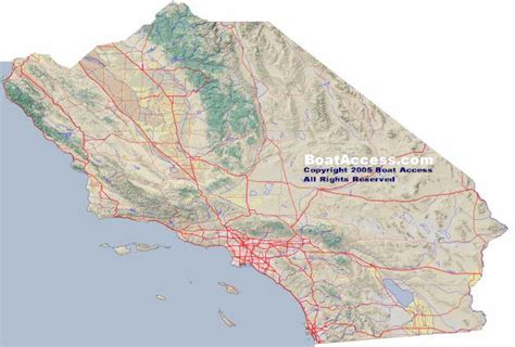 southern california county maps southern california counties map quotes