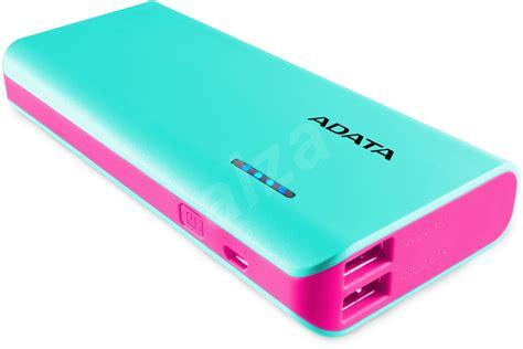 Power Bank Fonel 10000mah adata pt100 power bank 10 000mah turquoise pink power