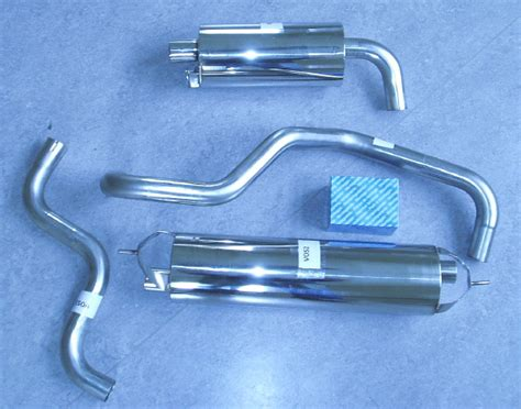 pictures volvo stainless steel exhausts