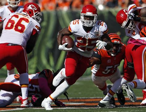 kansas city chiefs c 25 nfl trade machine kansas city deals jamaal charles