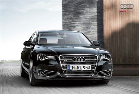 w12 audi audi a8 w12 car model to be launched in october 2011