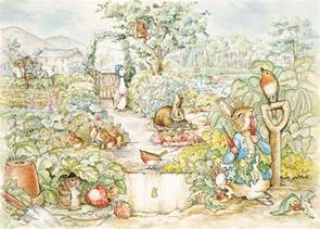 Beatrix Potter Wall Mural peter coniglio wikifur