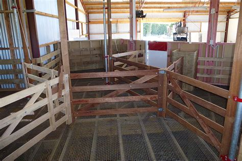Wool Shed by Farmbuild Bennetts Woolshed Farmbuild