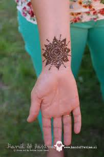 wrist henna mandala flickr photo sharing