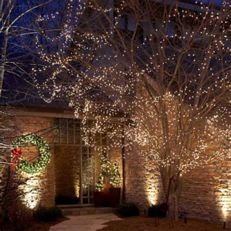 lights on outdoor tree outdoor tree lights decor ideasdecor ideas