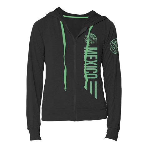 Hoodie Zipper Jaket Despacito Mexico s graphic hoodie jacket mexico national football team
