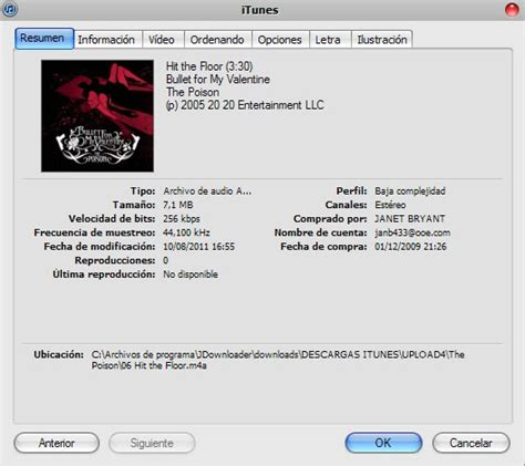 bullet for my the poison rar bullet for my the poison itunes plus aac m4a