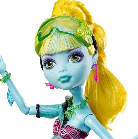 monster high 13 wishes lagoona amazon com monster high 13 wishes lagoona blue toys games