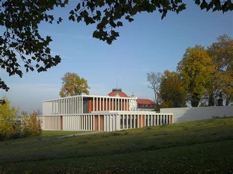 Modern Home Floor Plans david chipperfield architects museum of modern literature