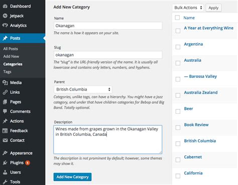 New Posts By Category by How Categories And Tags Are The Cowboys Of Your Posts