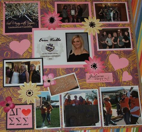 beta scrapbook themes 24 best images about phi mu scrapbook pages on pinterest