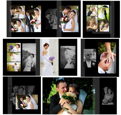 photo album template psd 107 psd wedding templates