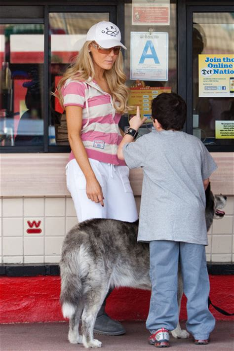 update on slade smileys son graysons brain tumor and how gretchen rossi photos photos gretchen rossi and slade