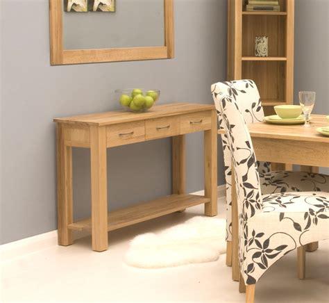 christian home decor store conran solid oak modern furniture console hallway hall
