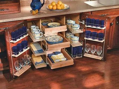 kitchen cabinet organizers ideas tiny house or studio apartment decorating ideas maximize