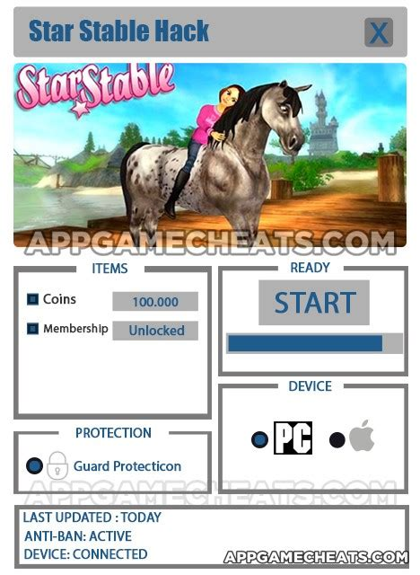 star stable sc hack star stable cheats hack tips for coins membership