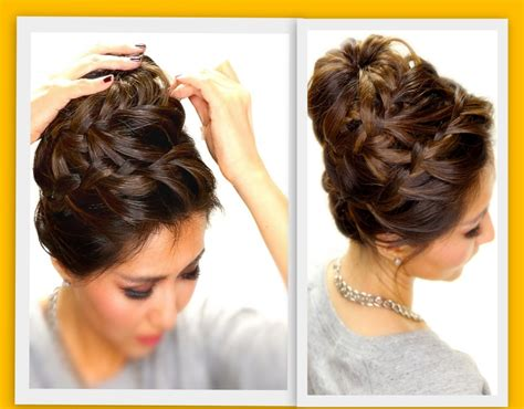 braided hairstyles medium length braided hairstyles for medium length hair hairstyle for