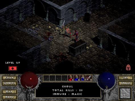 Poets In Hell Heroes In Hell diablo videogioco