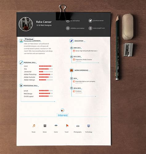 cv templates 70 free samples examples format download free