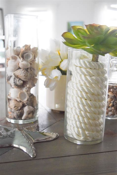 Ideas To Fill Glass Vases by Home Tour A Coastal And Bold Style Our House