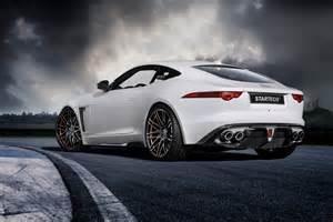 The F Type Jaguar The Startech Jaguar F Type Is A Carbon Fiber Athlete