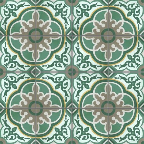 green patterned tiles 16 morrocan tiles pattern my house pinterest