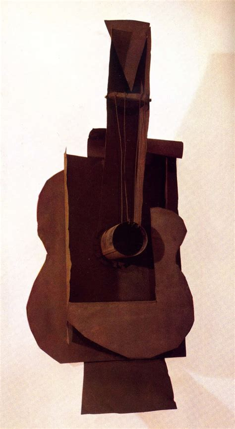 pablo picasso paintings guitar 187 sculpture bronx banter