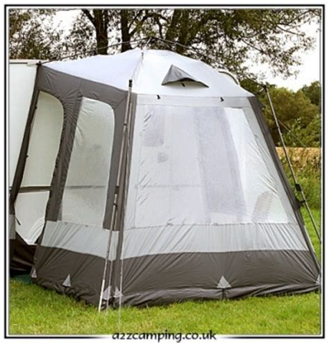 quest caravan awnings used grey quest elite quick up erect instant lightweight caravan porch awning ebay