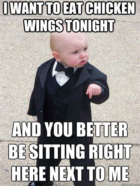 Chicken Wing Meme - 17 best images about all about the wings on pinterest
