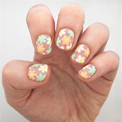 nail art tutorial websites negative space flower nail art tutorial more com