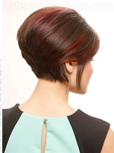 short haircut bobs front and back short bob hairstyles back viewthe best short hairstyles